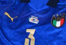 maglia azzurra italia
