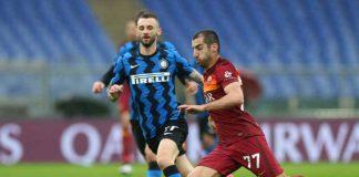 Serie A, curiosità Roma-Inter: Hakimi come Maicon, i numeri