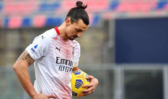 Milan- Crotone ibrahimovic 500 gol
