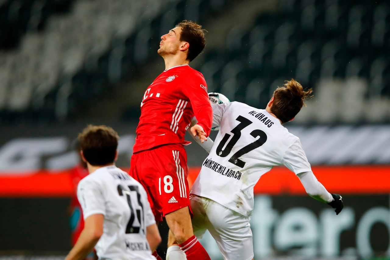 Bundesliga, il Bayern Monaco incassa la rimonta