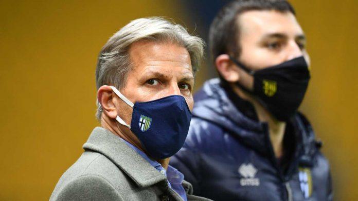 Spezia Serie A Usa Krause Parma