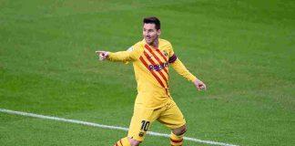 """""""Messi è il più grande di tutti, non è finito"""": il rivale scatena i tifosi del Barcellona"""