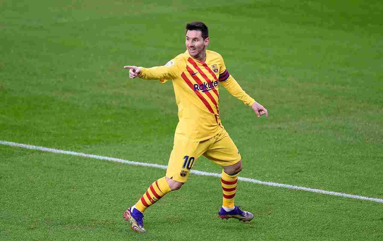 Scommesse Messi
