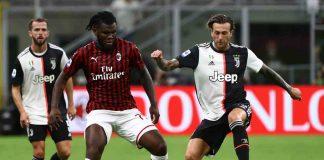 Milan-Juventus, big match a rischio: la ASL può fermare tutto