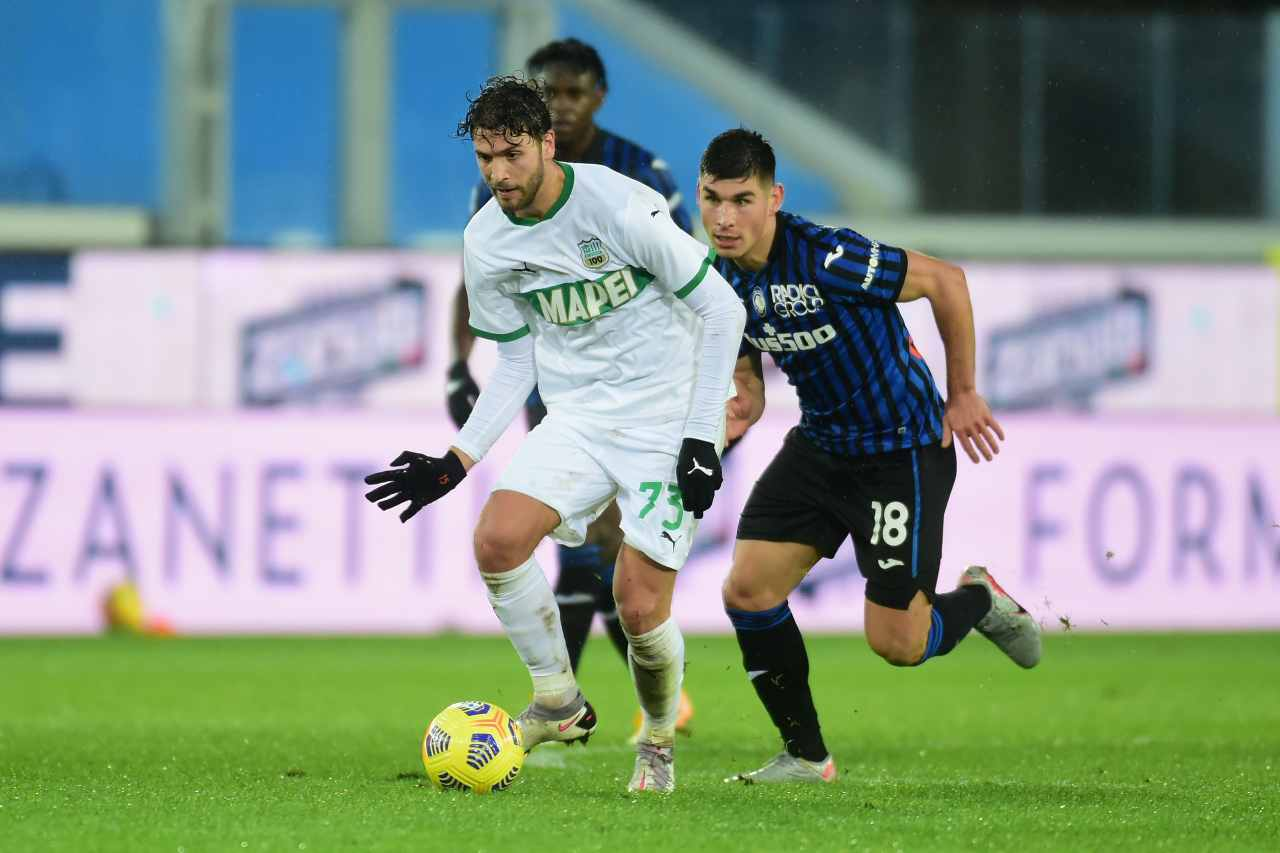 Serie A, data recupero Inter Sassuolo