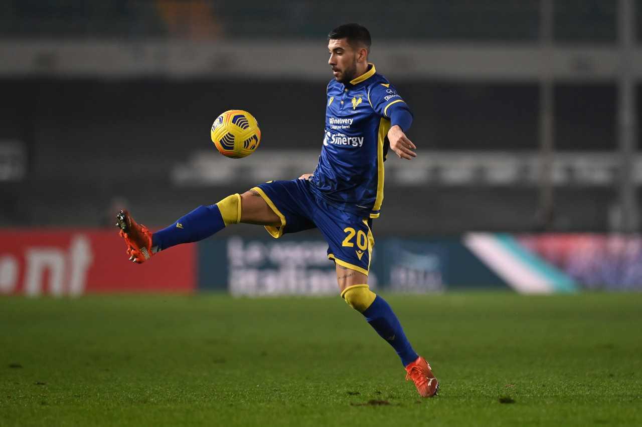 Zaccagni, il piano del Milan per convincere il Verona
