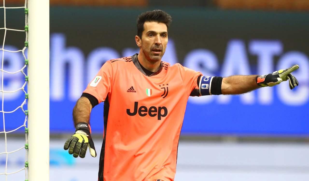 Juve Inter sfida reparti