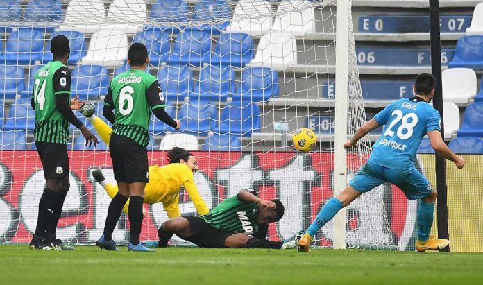 Sassuolo positivo calciatore Covid nazionale