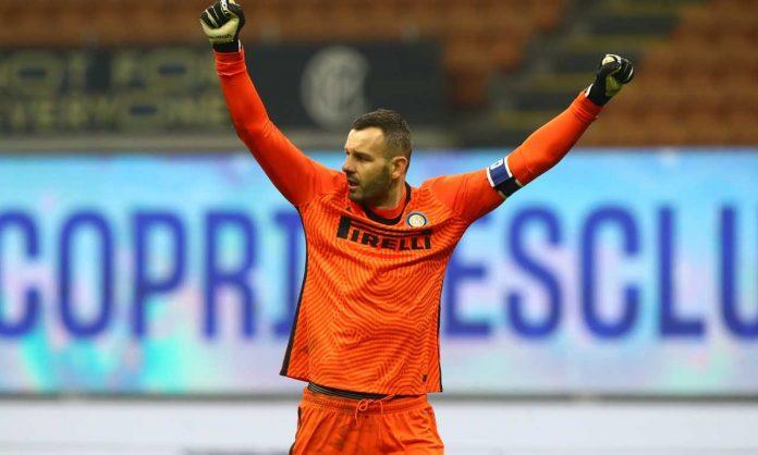 Inter Handanovic negativo