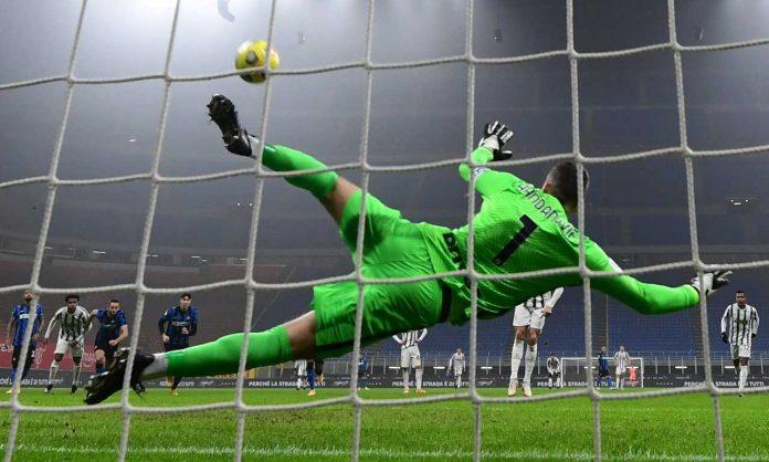 Inter Handanovic positivo al Covid: l'annuncio del club
