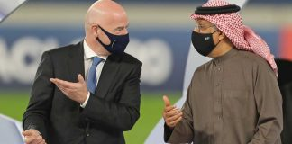 Infantino Fifa Mondiali Qatar