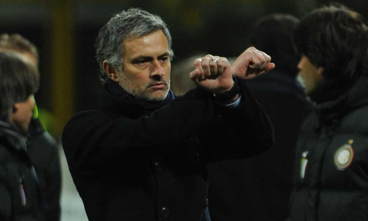 Mourinho mai alla Juve