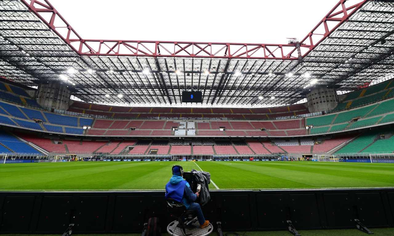 Serie A sky dazn diritti tv