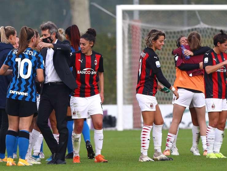 abbraccio Derby - Getty Images