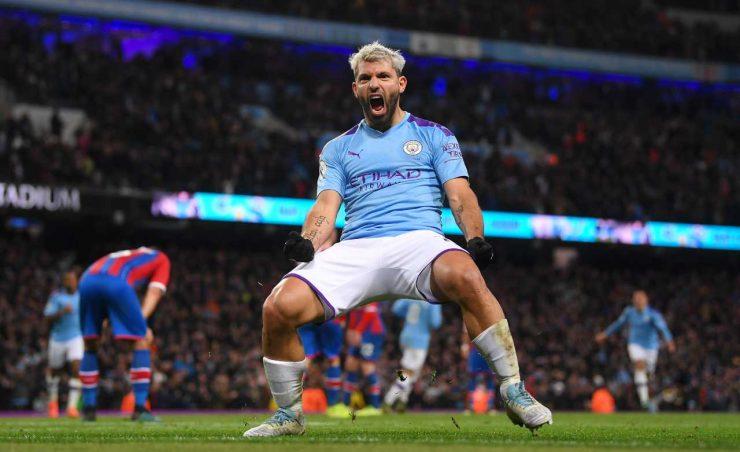 Aguero messaggio addio Manchester City