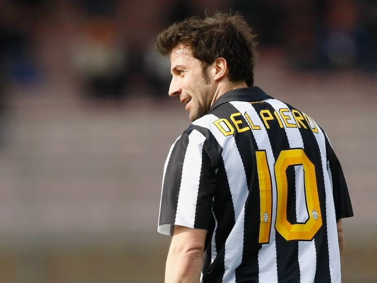 Alex Del Piero - Getty images
