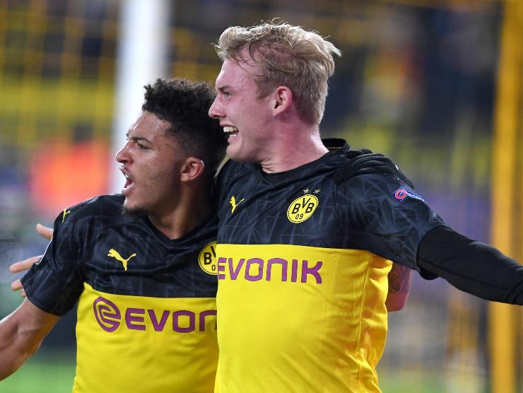 Borussia in festa - Getty images