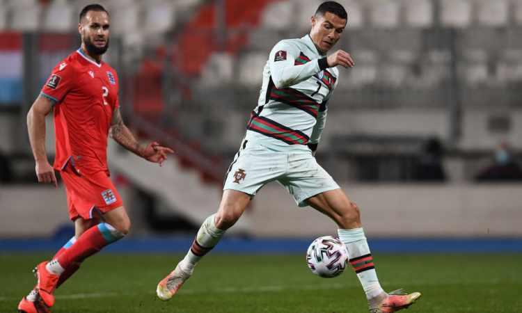 ronaldo nazionale gol