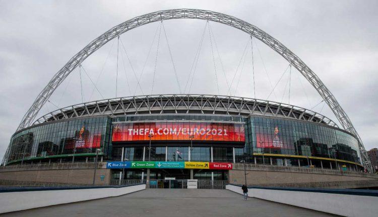 Wembley Euro 2021 Mondiali Regno Unito