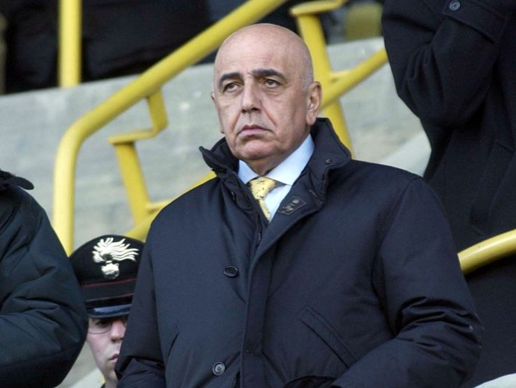 Galliani perplesso - getty images