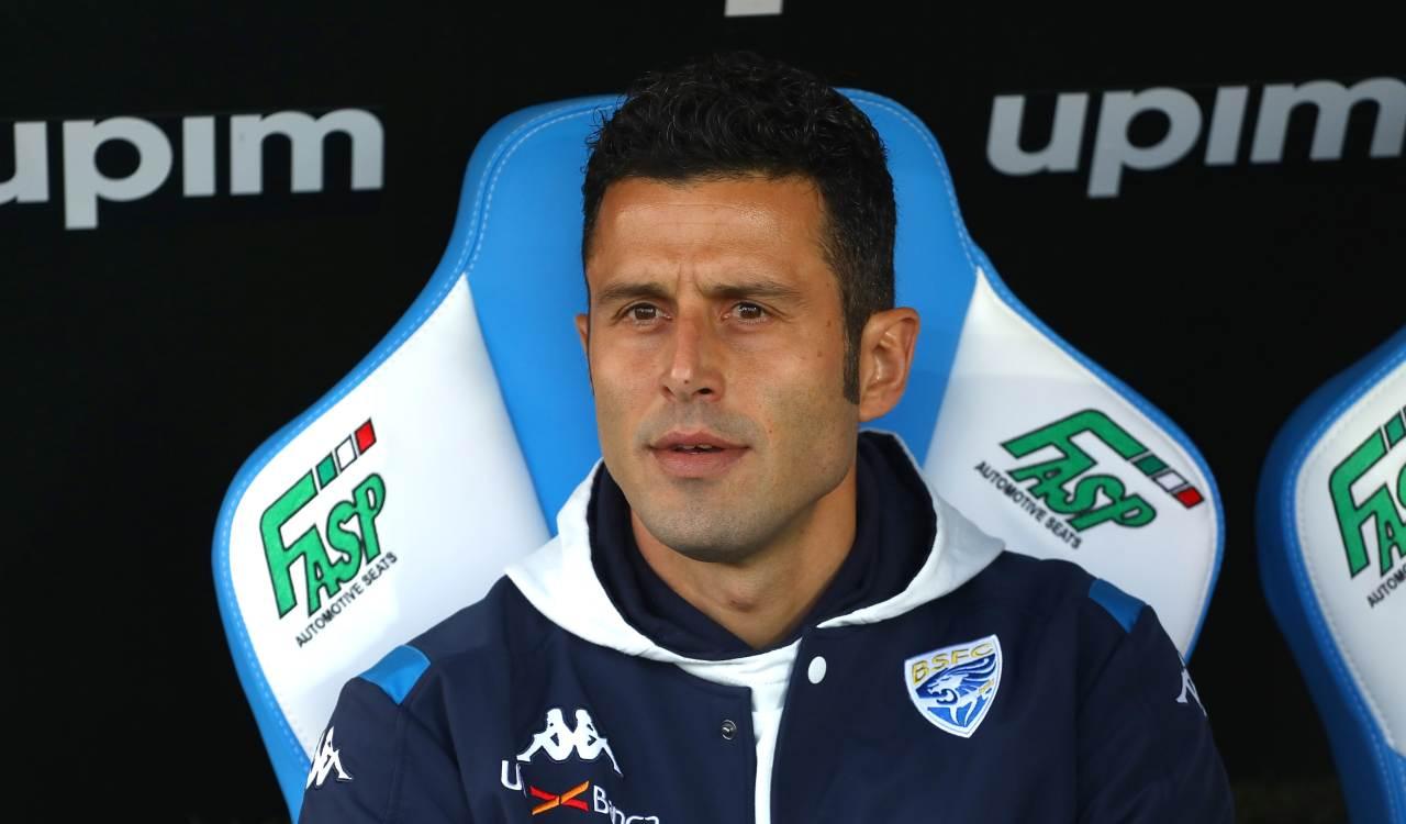 Grosso nuovo allenatore del Frosinone