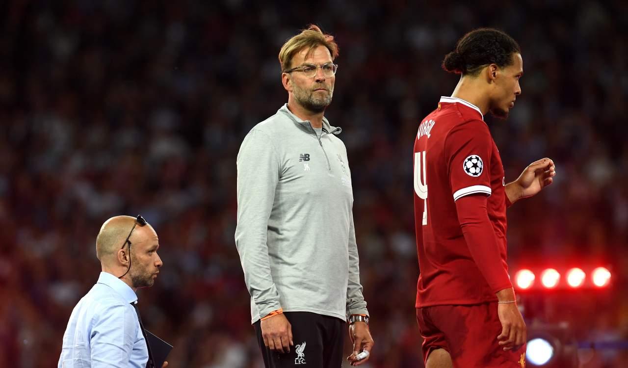 Gerrard imbattuto Klopp avvisato