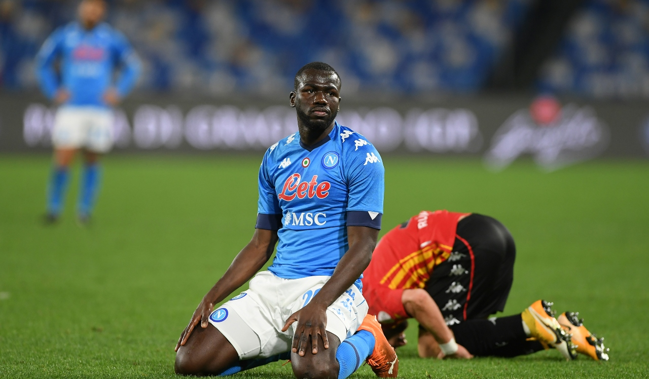 Napoli Koulibaly Real Madrid