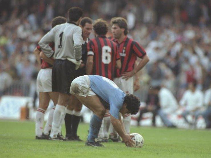 Maradona Milan