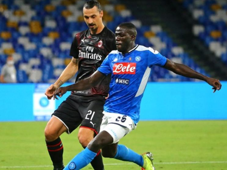 Koulibaly infortunio