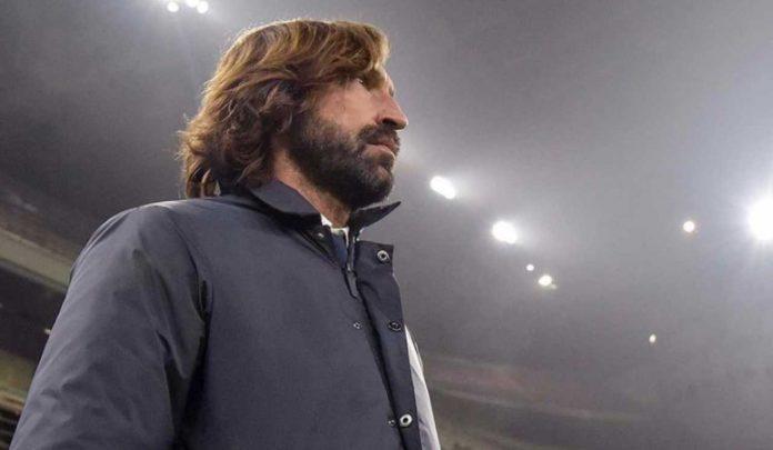 Pirlo Lazio Porto Juve