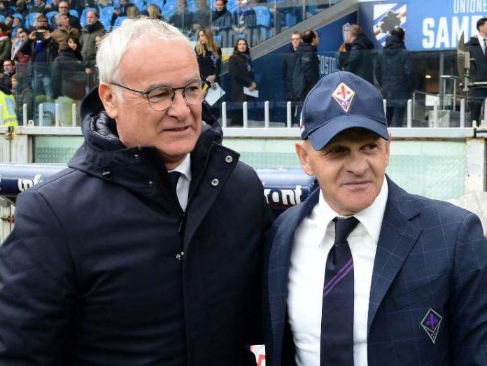Ranieri e Iachini - Getty images