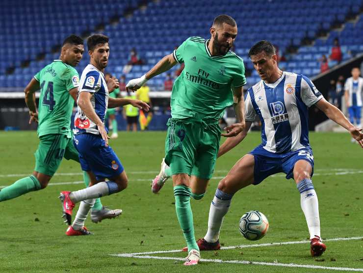Real vs Espanyol - Getty images
