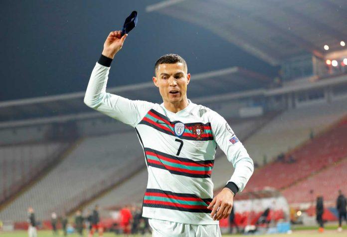 Ronaldo Portogallo gol fantasma