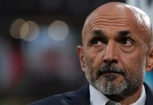 Spalletti perlesso - Getty images