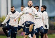 Juventus Bonucci positivo Covid