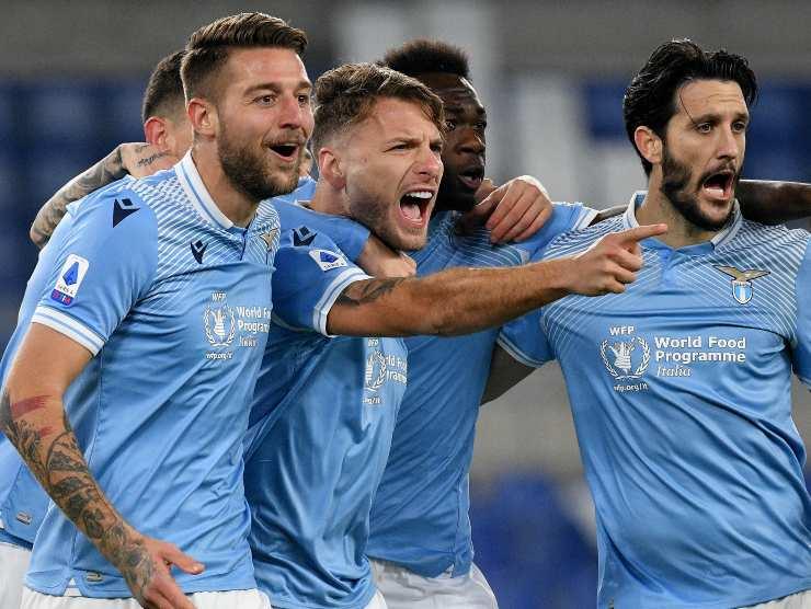 Lazio in coro - Getty images
