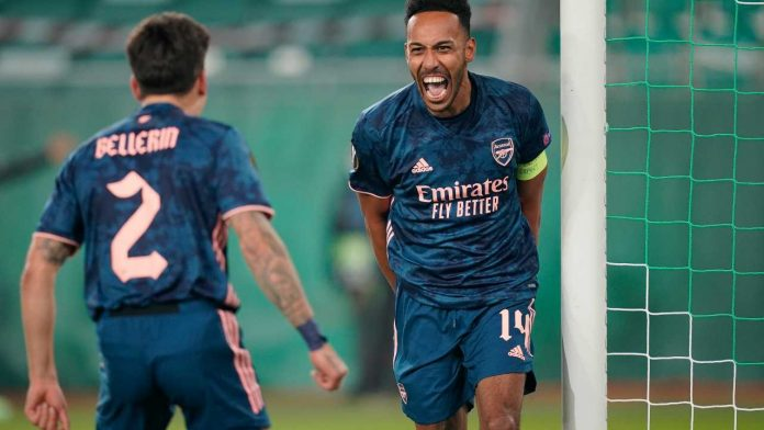 Arsenal esulta - getty images