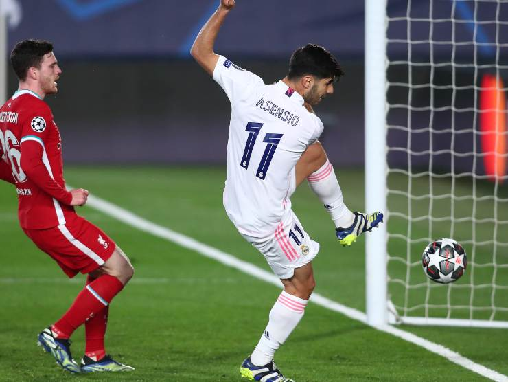 Asensio Gol - Getty images