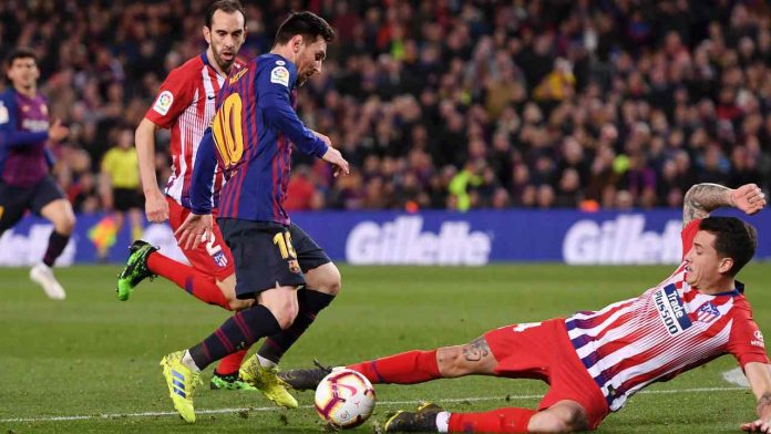 barcelona vs atletico Getty Images
