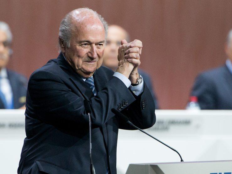 Sepp Blatter - Getty Images