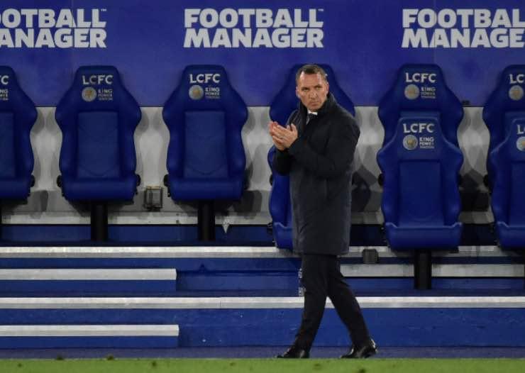 Brendan rodgers applaude