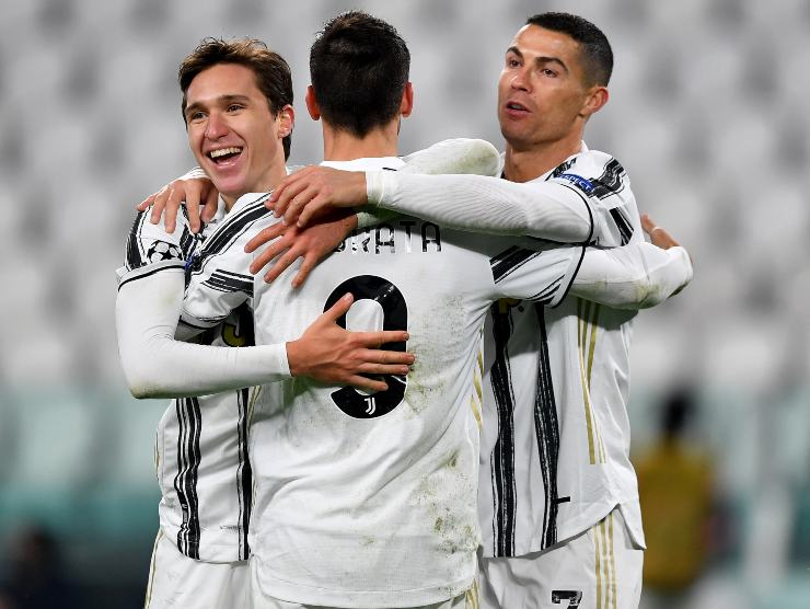 Chiesa-Ronaldo-Morata getty images