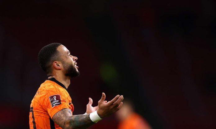 Depay gol Olanda