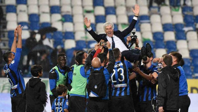 trionfo atalanta - getty images