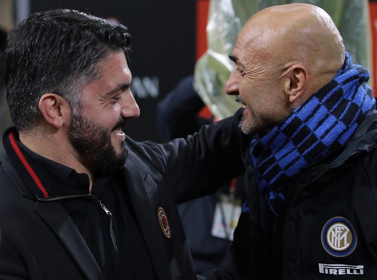Gattuso Spalletti