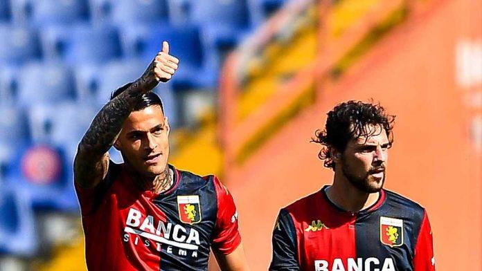 gianluca scamacca gol record