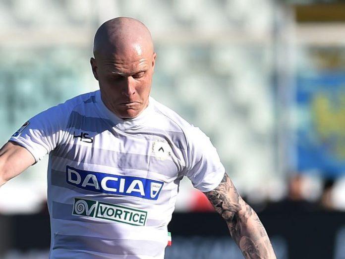 Halfreddson ex Udinese - Getty images
