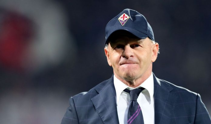 Beppe Iachini cappello