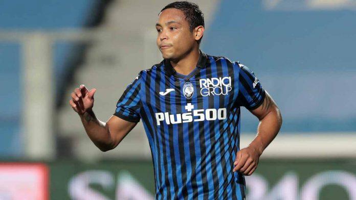 Luis Muriel Parma Atalanta