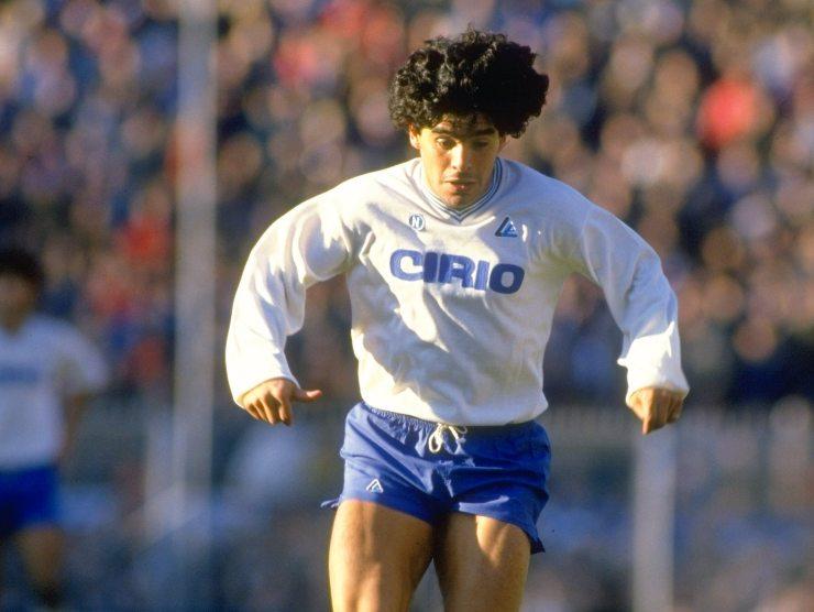 Morte Maradona documentario